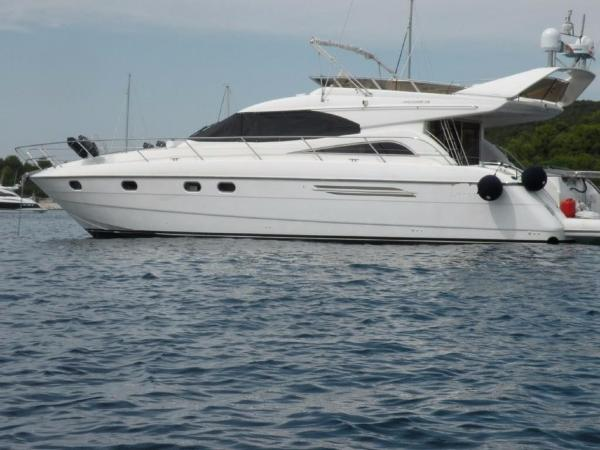 Marine Projects Princess 56