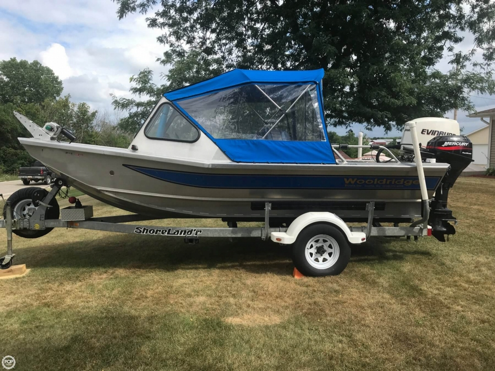Wooldridge Alaskan 16 1998 Wooldridge Alaskan 16 for sale in Eagle, MI