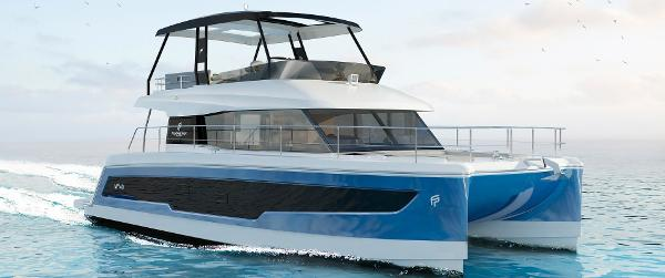 Fountaine Pajot Motor Yacht 40 Manufacturer Provided Image: Manufacturer Provided Image