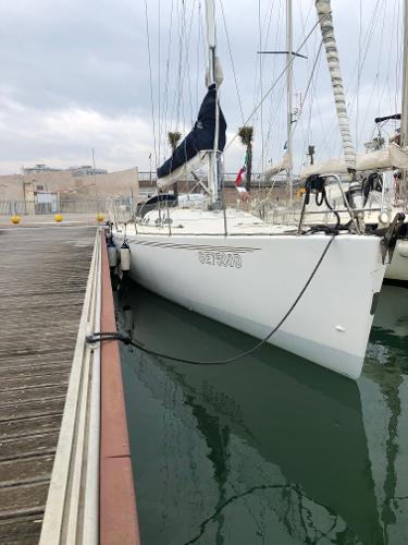 X-Yachts IMX-45 prua