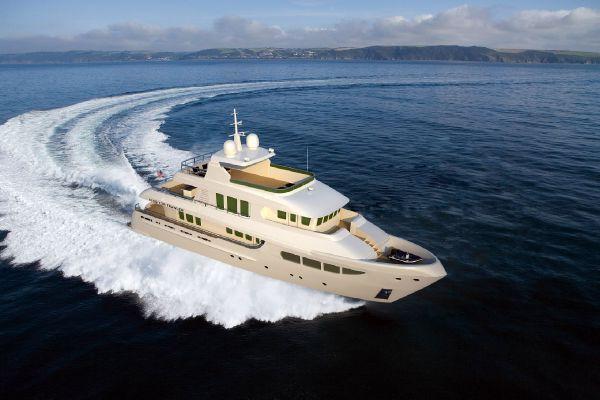 Miss Tor Yacht Trawler 130