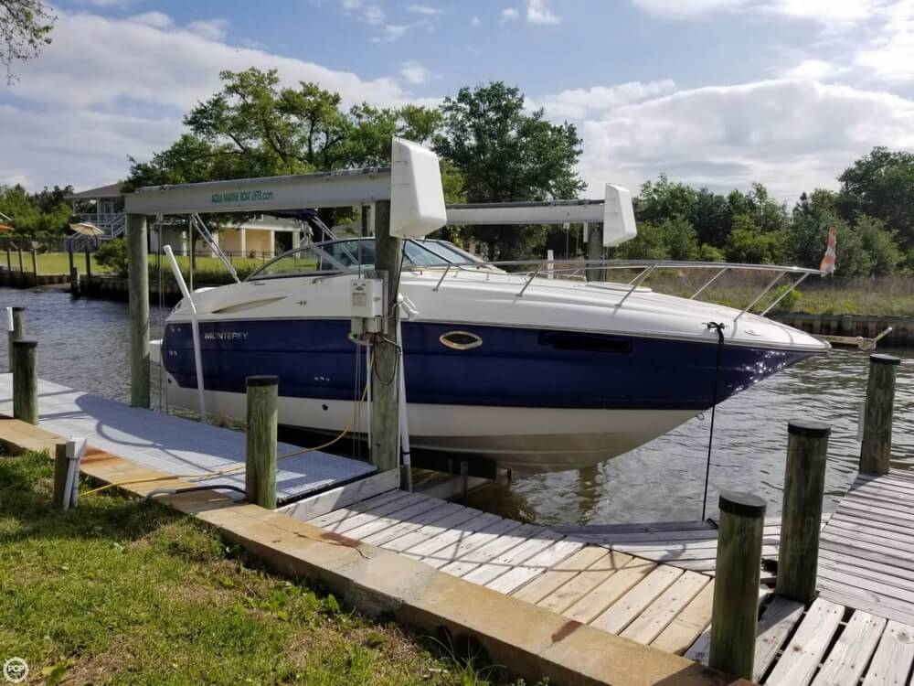 Monterey 250 Cr 2006 Monterey 250 Sport Cruiser for sale in Milton, FL