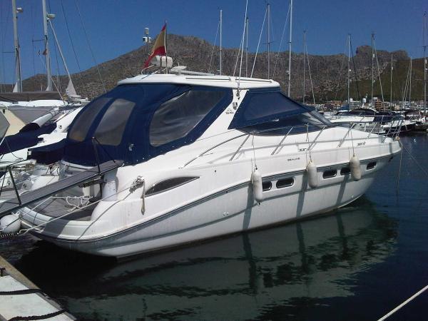 Sealine S41 Sports Cruiser Sealine S41 Sports Cruiser