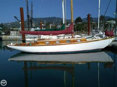 Stephens 38 Farallon Clipper 1961 Stephens Brothers 38 Farallon Clipper for sale in Brookings, OR