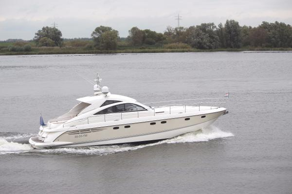 Fairline Targa 52 GT Fairline Targa 52 Gran Turismo 2007