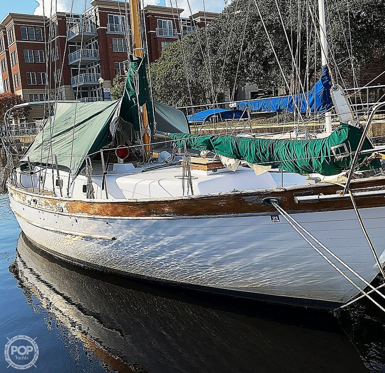 Young Sun Westwind 35 1979 Young Sun Westwind 35 for sale in New Bern, NC