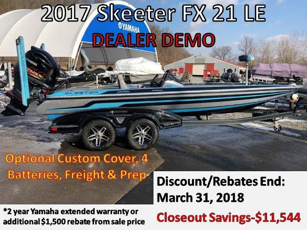 Skeeter FX 21 LE