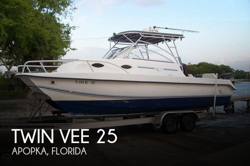Twin Vee 25 2006 Twin Vee 25 for sale in Apopka, FL