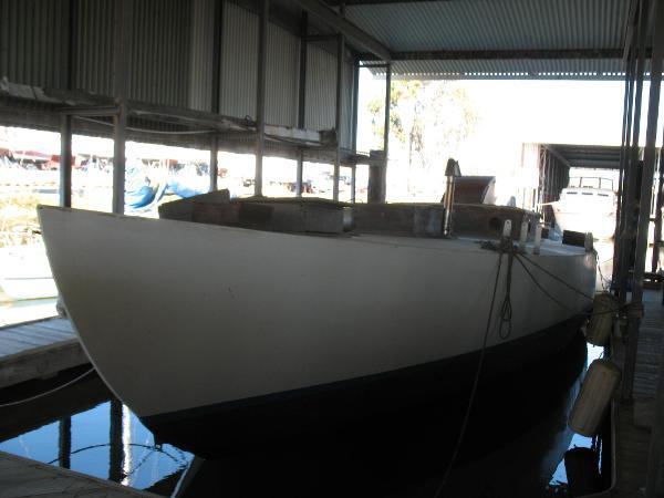 Schock Staysail Schooner