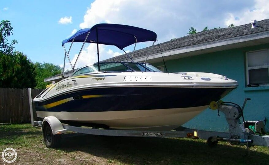 Sea Ray 185 Sport 2007 Sea Ray 185 Sport for sale in Bradenton, FL
