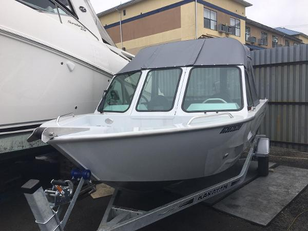 Rh Boats 18 Sea Hawk Sport