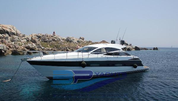 Pershing 56 Lavezzi barca