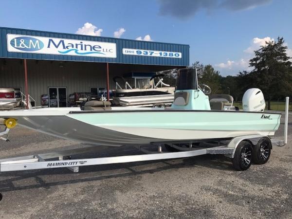 Excel Boats Bay Pro 22