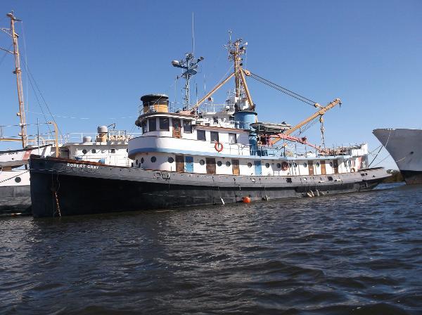 12 - Passenger Charter Vessel Adventure/Research Vessel Port View