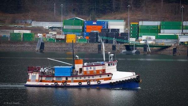 Stone Boat Works Tug Steamboat/Diesel Profile