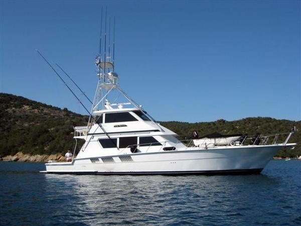 Hatteras 65 SPORT FISHERMAN