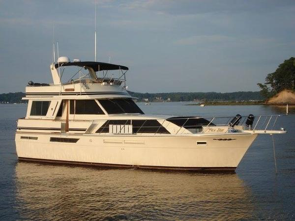 Chris-Craft Constellation 500 Profile