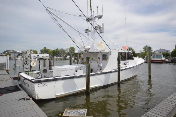 Wesmac 42 Downeast