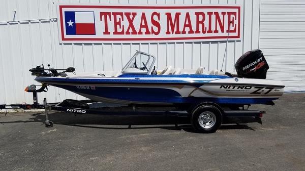 Nitro Sport Boats Z-7 Sport