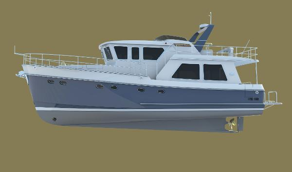 Helmsman Trawlers 46 Pilothouse Expedition