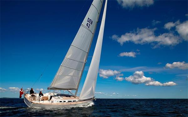 X - Yachts Xc 42 Manufacturer Provided Image: X-Yachts Xc 42
