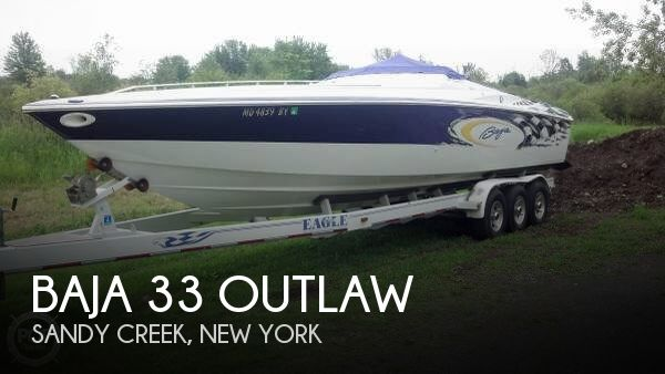 Baja 33 Outlaw 2001 Baja 33 Outlaw for sale in Sandy Creek, NY