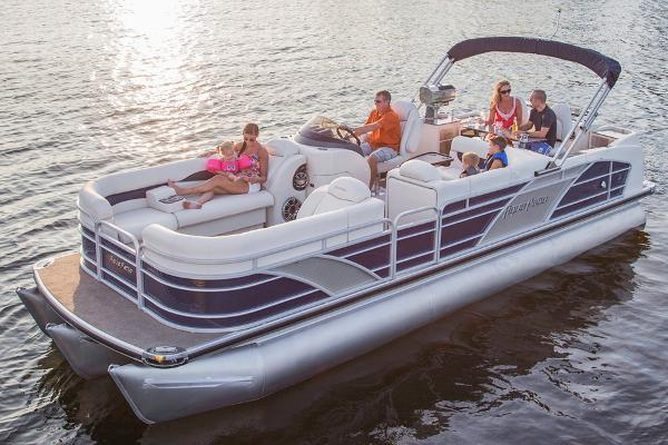 Aqua Patio Ap 250 Xp High Performance Pontoon Boats Com