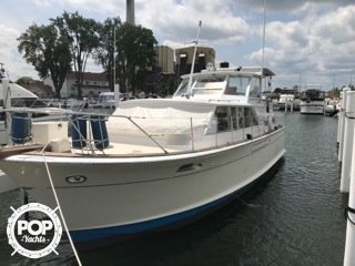 Chris-Craft Commander 42 1968 Chris-Craft Commander 42 for sale in Michigan City, IN
