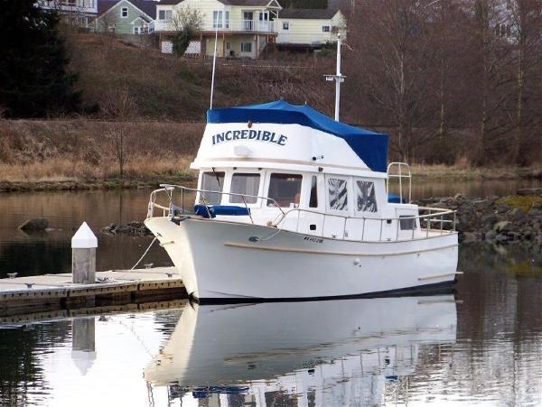 Trawler North Sea Trawler / CHB