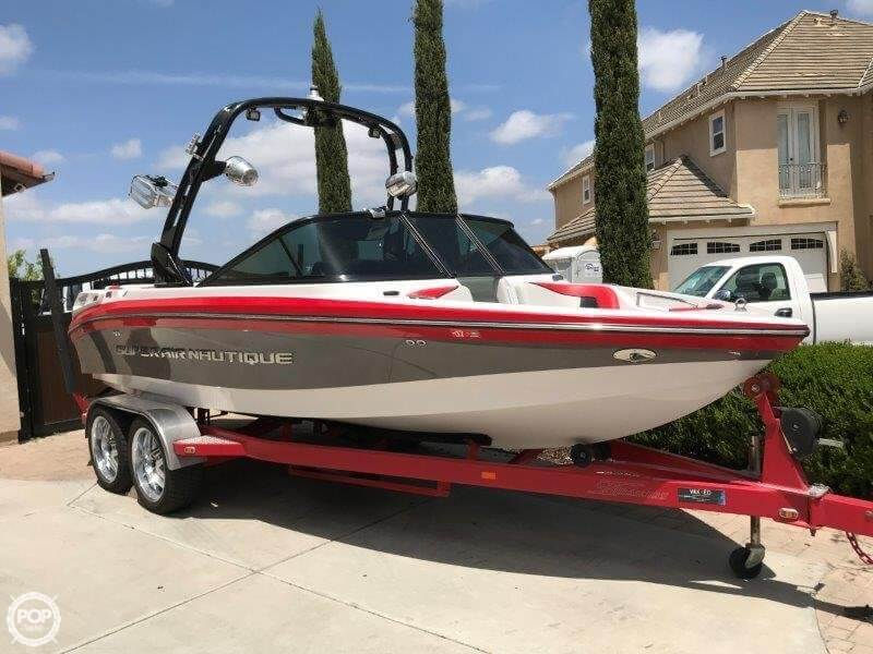 Correct Craft Super Air Nautique 210 2011 Correct Craft Super Air Nautique 210 for sale in San Diego, CA