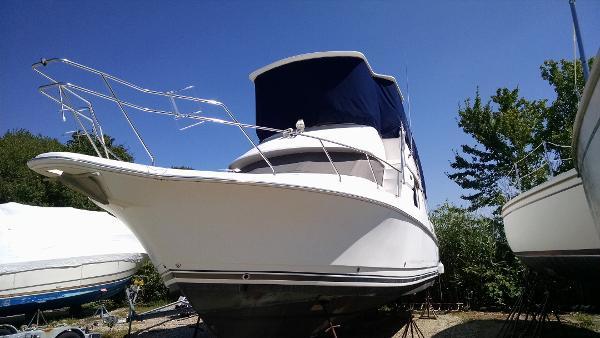 Silverton 392 Motor Yacht Plumber