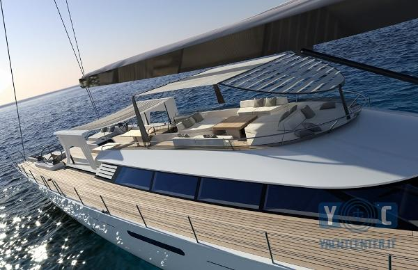 New Sailing Project Sailing Yacht 35m or 42m Ext01
