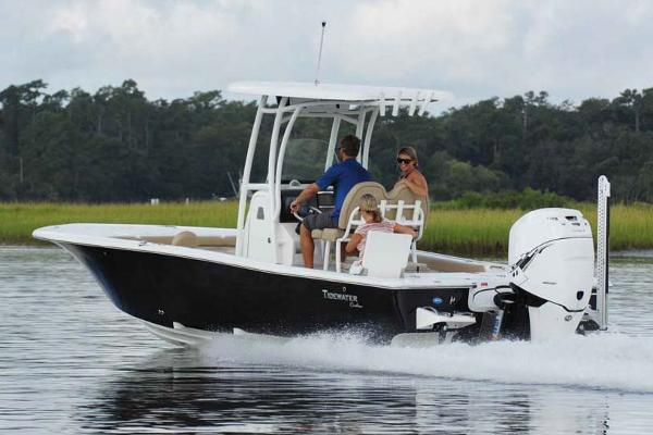 Tidewater 2500 Carolina Bay Manufacturer Provided Image