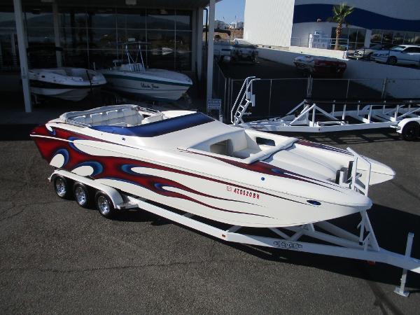 Ultra Boats 27 Shadow