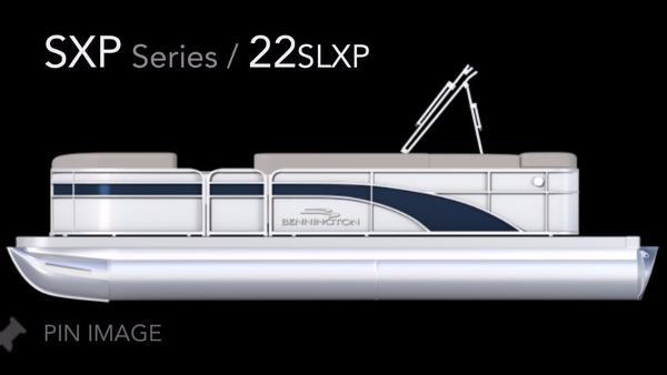 Bennington 22 SLX Premium