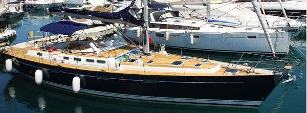 Beneteau 57 / Owners version