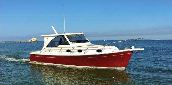 Marlow Pilot 34 Starboard View
