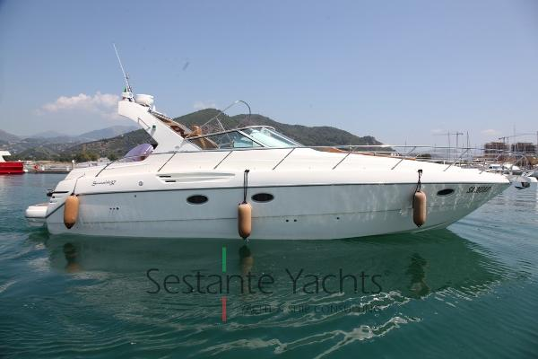 Cranchi Smeraldo 37 DPP_12253 - Sestante Yachts Brokerage Company
