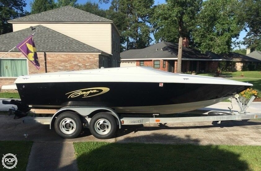 Baja 20 Outlaw Speed Boat 2003 Baja 20 Outlaw Speed Boat for sale in Lake Charles, LA
