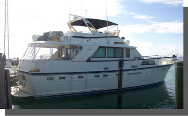 Hatteras Boats For Sale 21