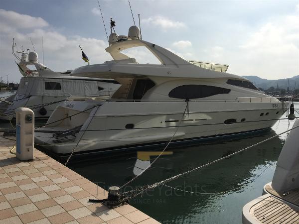 Ferretti Yachts 730 IMG_4147