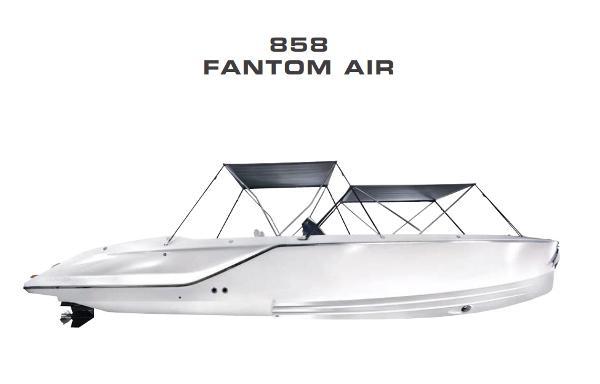Frauscher 858 Fantom Air