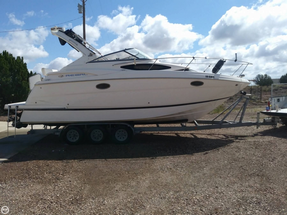 Regal 2860 Window Express 2007 Regal 29 for sale in Tucumcari, NM