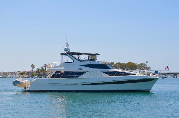 McKinna Motoryacht Main Profile