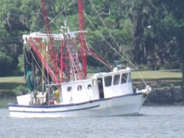 Trawler Shrimper