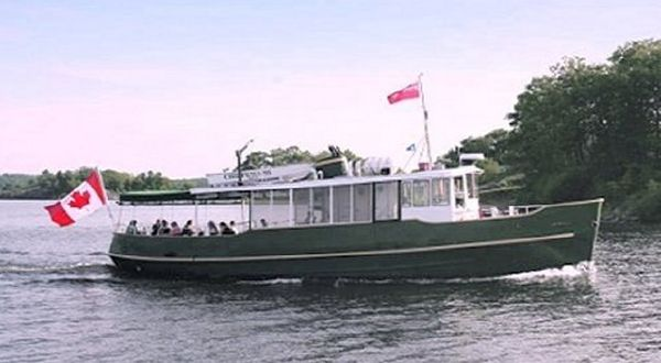 1955/2008 Russel Bros Steel Passenger/Dinner Boat /64 PAX/46.50 Gross Tons