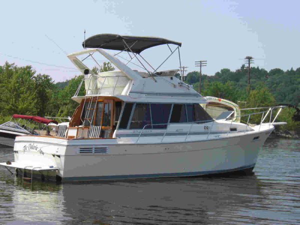Bayliner 3288 Motoryacht Photo 1