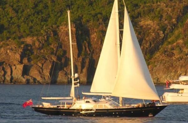 Ortona Navi Sailing Yacht