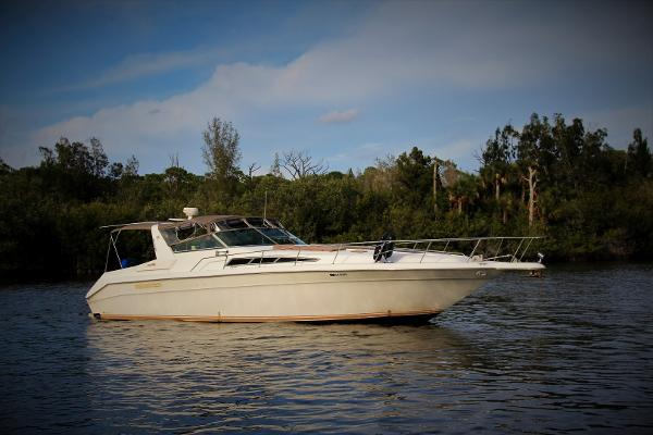 Sea Ray 420 Sundancer 1990 Sea Ray 420 Sundancer