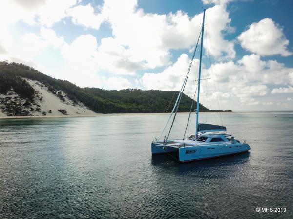 Catamaran Simonis 60